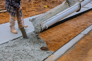 concrete contractors Arlington TX